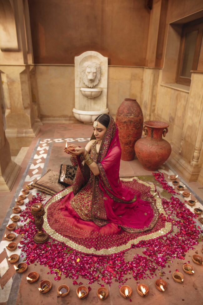 Lajwanti Savitri Saancha Collection